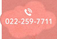 TEL:022-259-7711