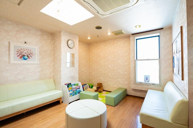 待合室|宮城野区の高砂歯科クリニック