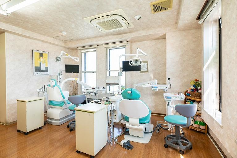 診療室|宮城野区の高砂歯科クリニック